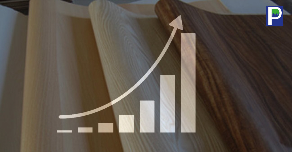Indian Decorative Laminate Industry has given super boost to base paper consumption that has hugely benefited the Indian and Chinese printers. Growing market of High Pressure Laminates and Prelam Boards at good pace is pivotal factor behind growing d