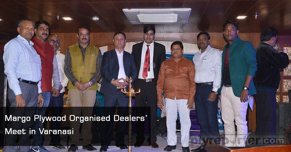 Margo Plywood Pvt Ltd in association with their Varanasi distributor RR Glass organised dealers meet on November 29, 2018 in Varanasi.