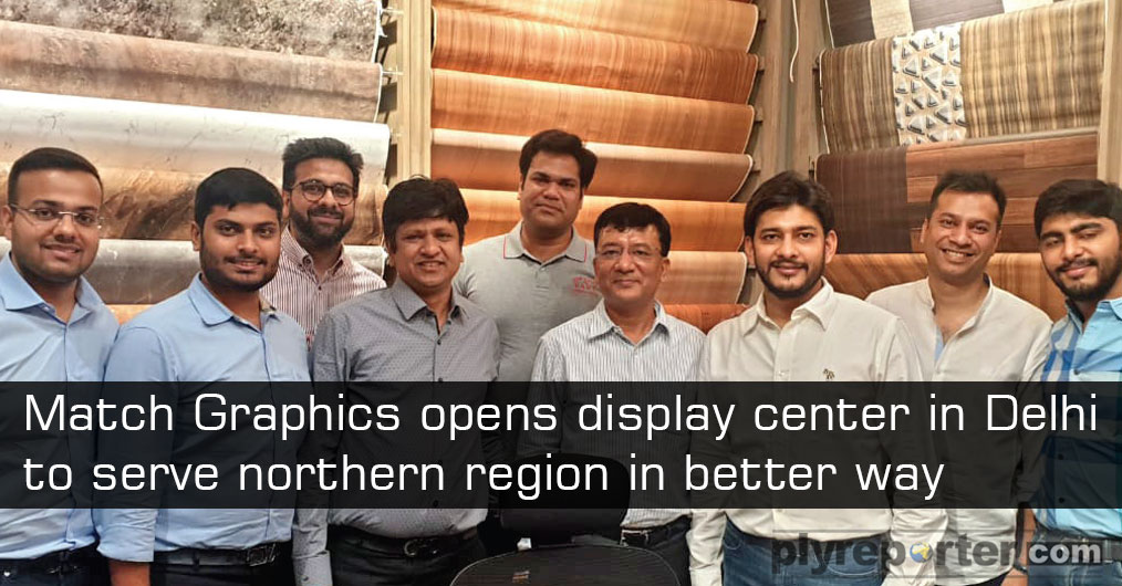 Match Graphics Pvt Ltd has come up with a glorious display center in North India which has been opened at Pitampura in New Delhi. They inaugurated this center on September 12, 2019 in presence of industry conglomerates.