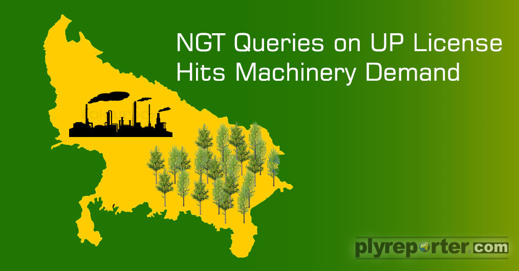 On 3rd march 2019, Uttar Pradesh government issued licenses to about 1350 new plywood and wood based industries in the state, which had brought cheer to plywood machinery suppliers and manufacturers.