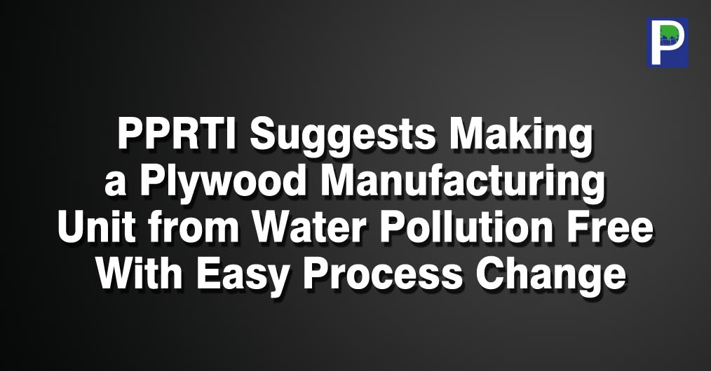 Water pollution is a major concern for any industry and for the reason the industry has to face different regulation from pollution board authorities.