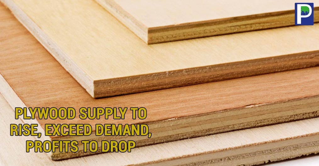 In 2018, The plywood manufacturing capacity is set to rise by 25-30 percent thanks to new factories and expansions taking place at various places in North India.