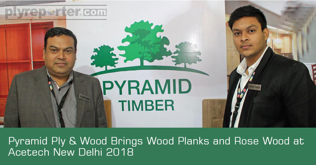 Pyramid Ply & Wood brought Thermo Oak Wood Planks in thickness of 5mm which are much in demand for renovation purpose of furniture, panelling, doors