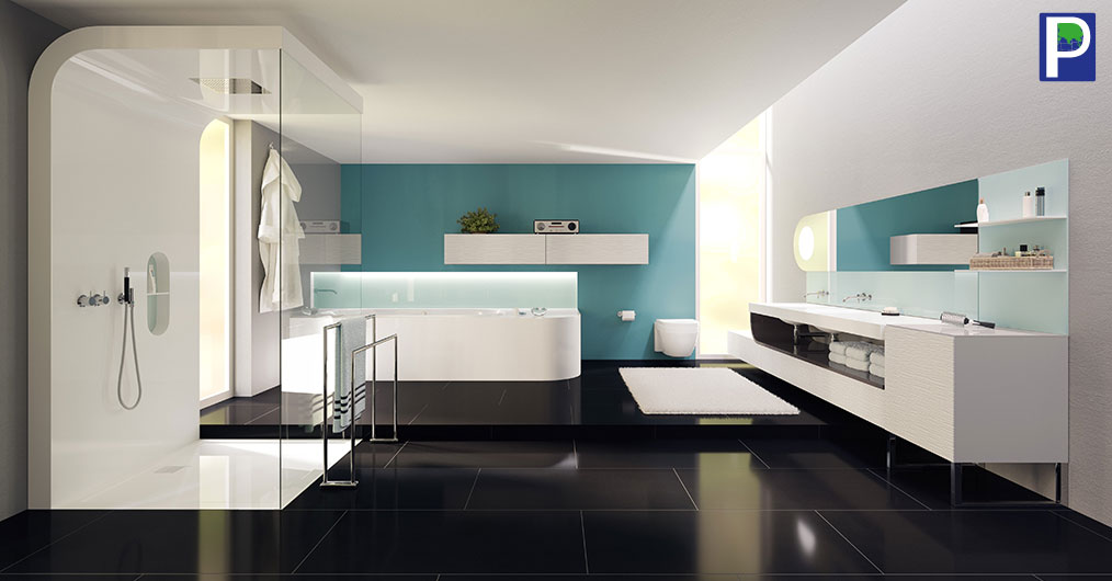 REHAU provides specific design options and application suggestions in various living environments such as kitchens, bathrooms and offices