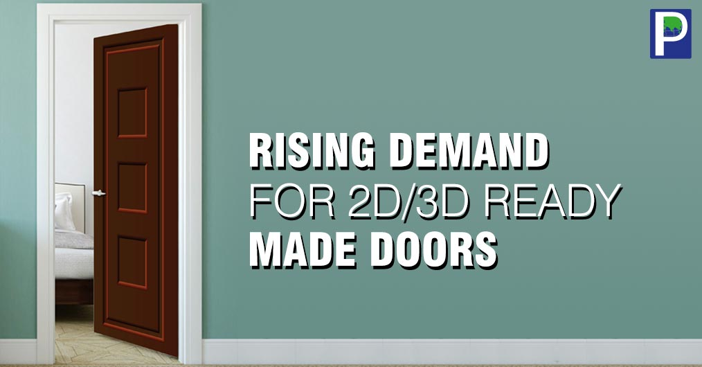 Doors are an essential requirement of any building . It not only gives an impressive touch to your homes & offices but also leaves a mark in the minds of the spectators about the owner's personality & class.