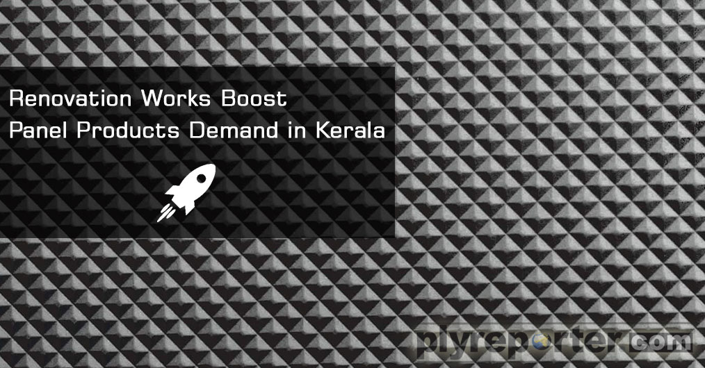 The devastating flood in Kerala that impacted so many lives and living last year, is now the cause of demand for rebuilding materials and workers.