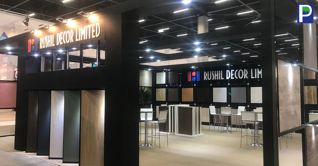 Rushil Decor  goal was to showcase the designs and applications of Laminates which can be used in Artistic tastes