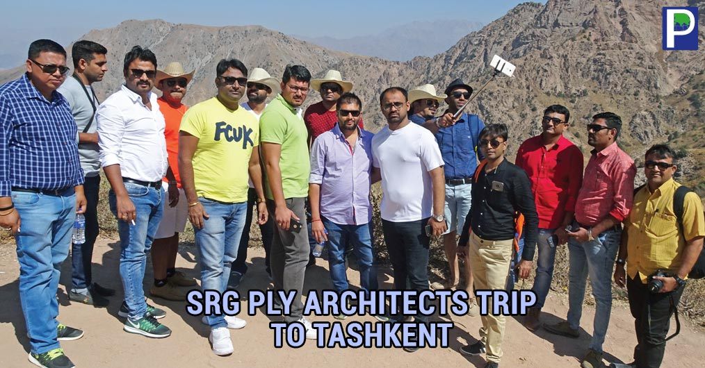 As a part of annual programme of organising regular trip to overseas country continuously every year, this year SRG Ply organised an orientation trip for their architects to Tashkent (Uzbek). Tashkent is capital city of Uzbekistan (now an independent