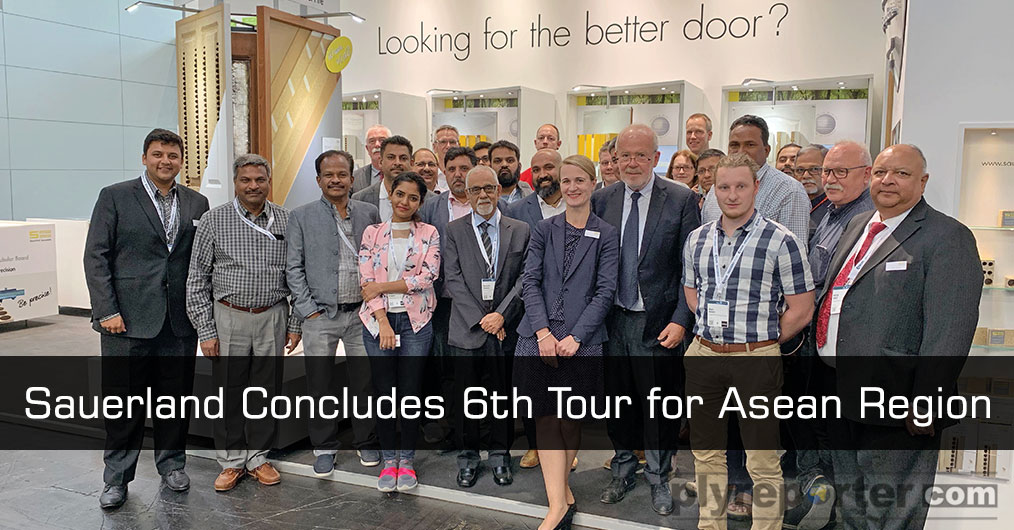 Sauerland Concludes 6th Tour for Asean Region