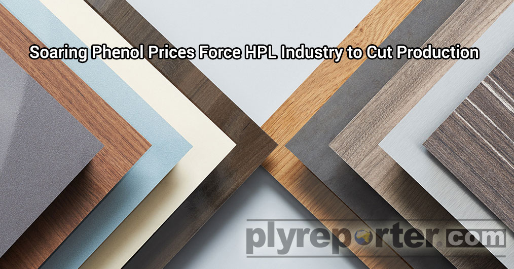 The unexpected jump in Phenol prices during last week of September and first week of October has shocked the High Pressure Laminate and Plywood Industry.