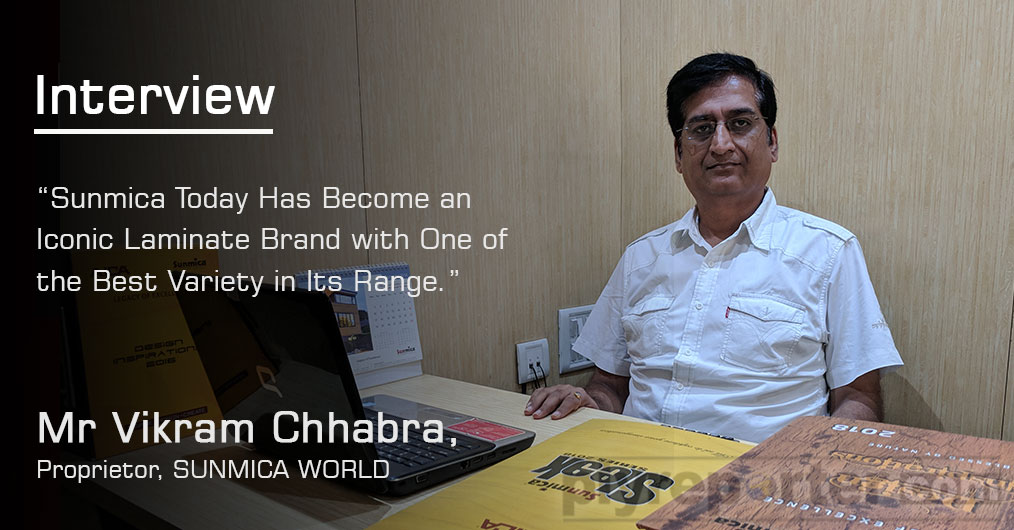 Bhopal, MP based SUNMICA WORLD is a nearly 20 year old firm dealing in wood panel industry with special focus on laminate.