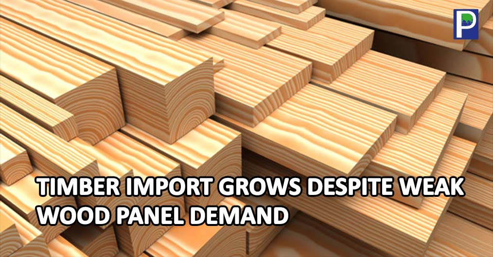 Real estate and housing sector are showing slow demand trend but it did not affect the requirement of imported timber in India. Even demand of wood panel has contracted below 50% within 60 days of GST period but its affect is not visible on timber.