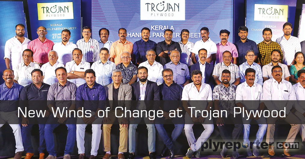 Following on the runaway success of MAK Plywood Industries' Kerala Channel Partners' meet last year (in May 2018), the Company recently held its second large - scale annual Channel Partners' meet at the Grand Hyatt