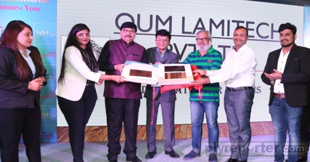 "The ""Trustlam"" brand of OUM LAMITECH PVT. LTD. was launched in an educational and entertaining get together at the crescent resort, Indore (MP) on June 23, 2018"
