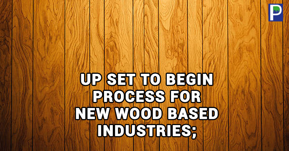 Following the 12th September guidelines issued by MOEF through Government of India Gazette No '2625', the activities to put up wood panel industries is gaining traction.
