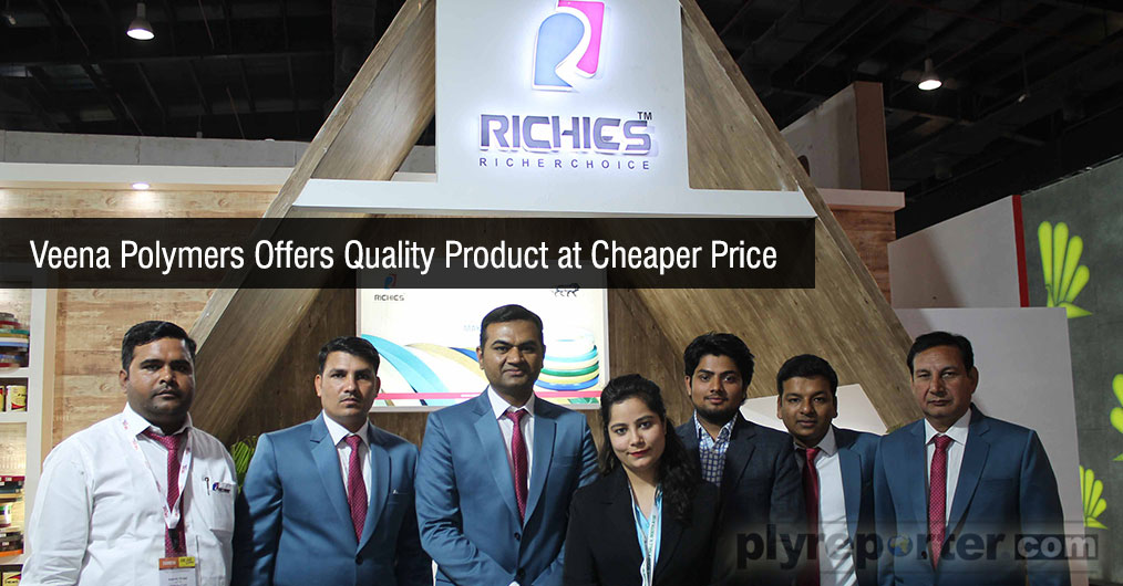 Veena Polymers offers PVC edge banding tapes under the brand 'Richies' in number of colours and varieties.