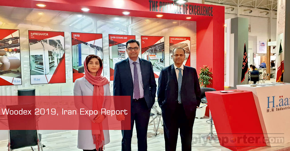 WOODEX-2019, 17th International exhibition of furniture machinery, accessories and related industries concluded with happy note at Tehran International Permanent Fairground