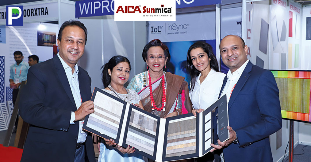 Being the co-associate sponsor of WADe Asia 2018, AICA Laminates India Pvt. Limited Proudly contributed to recognising the contribution of Women in Architecture, Art & Design.