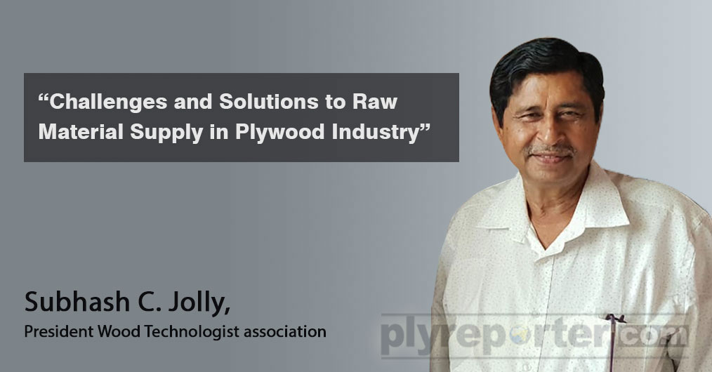 Working from the grass root level to upwards, there are four key stakeholders which comprise of plywood industry i.e. Farmers, Plywood manufacturers, Government authorities and Skilled Professionals