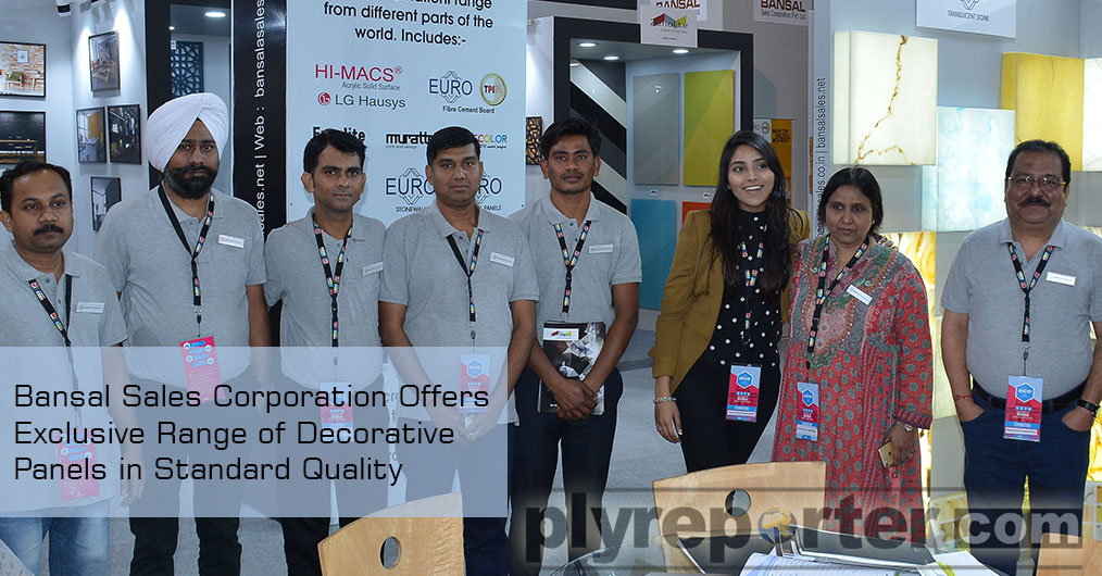 Bansal Sales Corporation Pvt Ltd is offering range of decorative products which they were showcasing at the exhibition held in Mumbai.