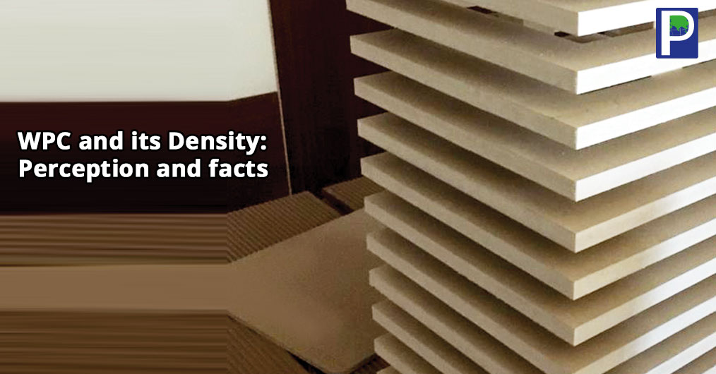 There are many discussions going over Density of WPC and it needs to be understood with the correct meaning. Density calculation can be done as per the mass per unit volume, in general.