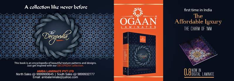 Ogaan Laminates