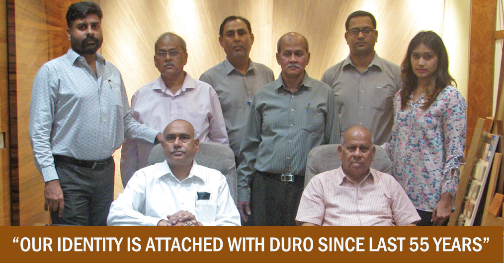 Sarda Plywood Industries, Makers of 'Duro' are celebrating their successful 60 years in wood panel industry. Sarda Plywood is known for long term business association with their dealers