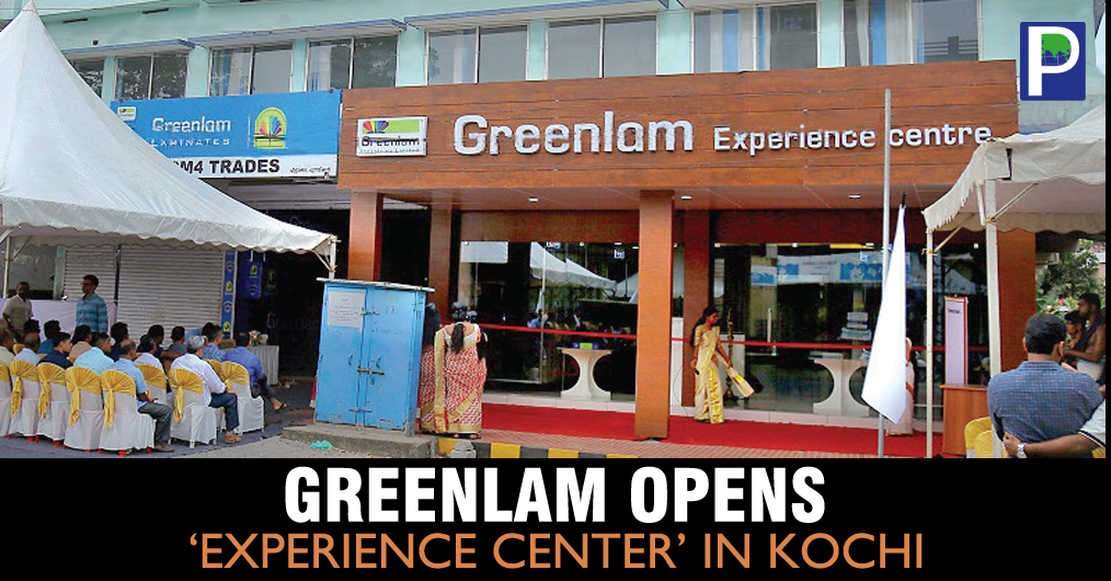 Greenlam Industries inaugurated a showroom 'GREENLAM EXPERIENCE CENTER' and launched New Mika Shade Card on February 26, 2017 in Kochi. The showroom cum experience centre was inaugurated by Mr. Anuj Sangal, Country Head; and Mr. Alex Joseph, Senior V