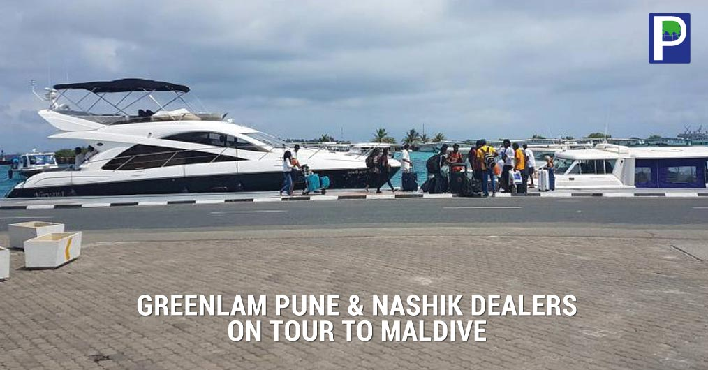 Greenlam Industries Ltd arranged a wonderful foreign tour for their Premium dealers of Pune and Nashik branch. The tour was operated for six days from April 24-29, 2017. There were six dealers on tours who were the winners of the scheme.