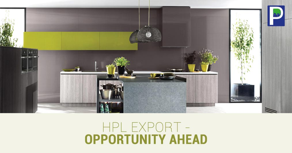 HPL Export is not as promising as perceived; in fact it depends on how you see. Sustaining in export is a tough fight where if a company grows, then its resources and expenses also grow.