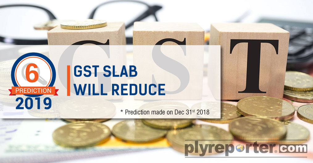 The biggest and most impactful move is expected in 2019 in form of lower GST slab on wood panel products and related materials. With growing revenue from the building material segment including plywood and panels