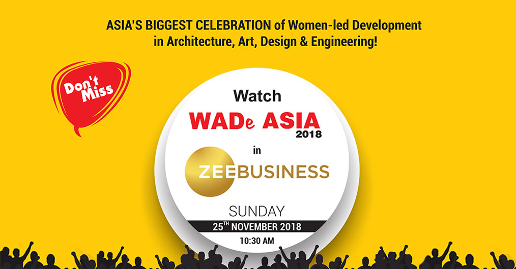Get ready to be inspired by the work, talks, and the platforms to help women rise! Don't Miss the chance to watchWADe Asia 2018 on Zee Business on 25th of November 2018, 10:30 Am…
